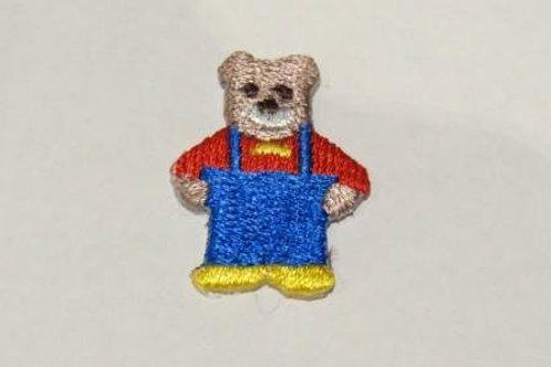 #90 Small Teddy