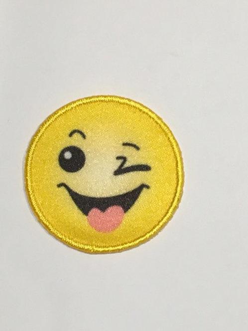 #174 Cheeky  Emoji