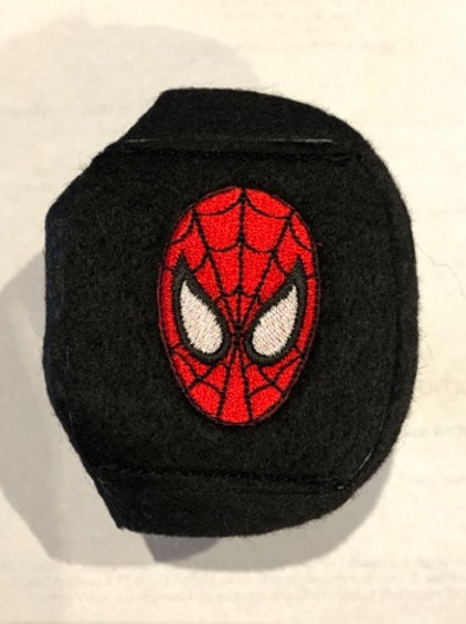 Ready made: Spiderman - Small - Black - Right