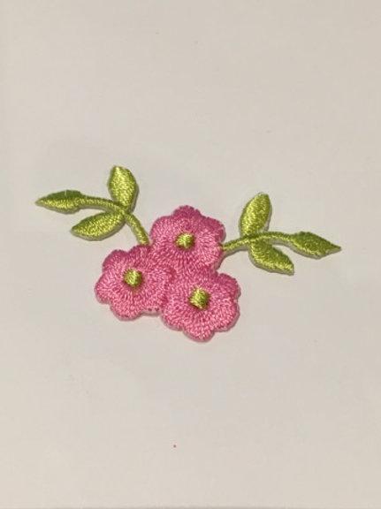 #100 Flower - Pink