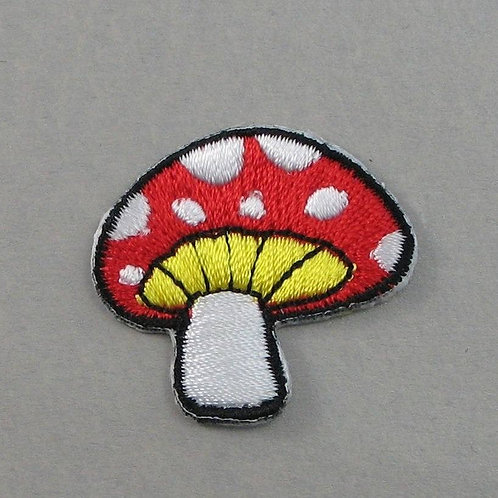 #155 Mushroom - Red