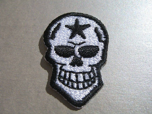 #165 Skull With Star