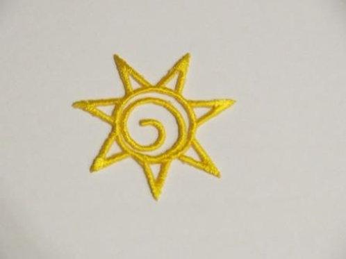 # 76 Star - Yellow