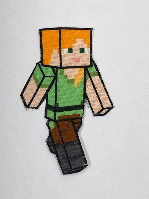 #253 Minecraft Alex