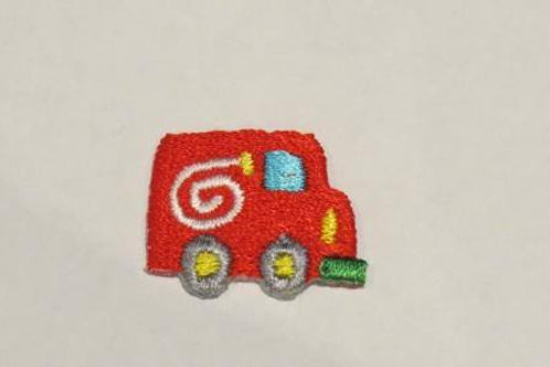 #88 Small Red Fire Truck
