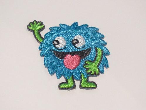#18 Monster fury blue