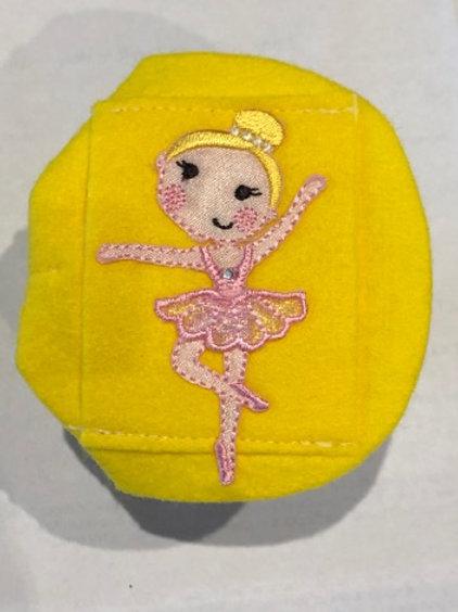 Ready made - Ballerina - Yellow - Medium - Right