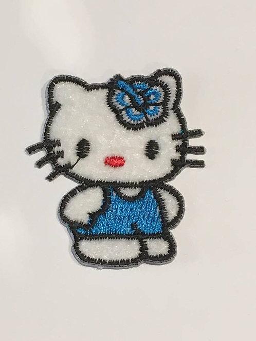 #139 Hello Kitty Turquoise