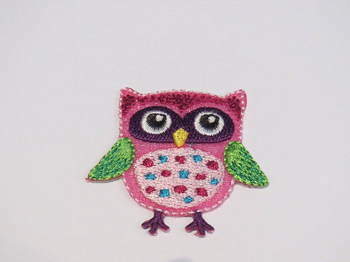 #8 Owl - Spotted Tummy