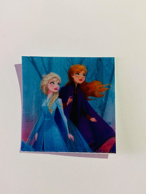 #183 Elsa and Anna Square 2