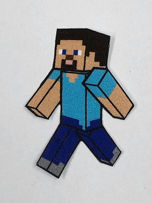 #254 Minecraft Steve