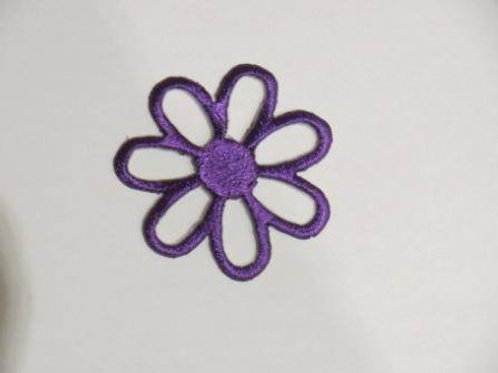 #72 Daisy - Purple