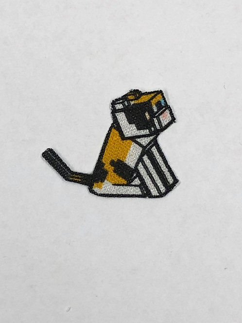 #252 Minecraft Cat 1 Mini
