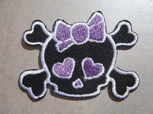 #160 Purple - Punk Rocker