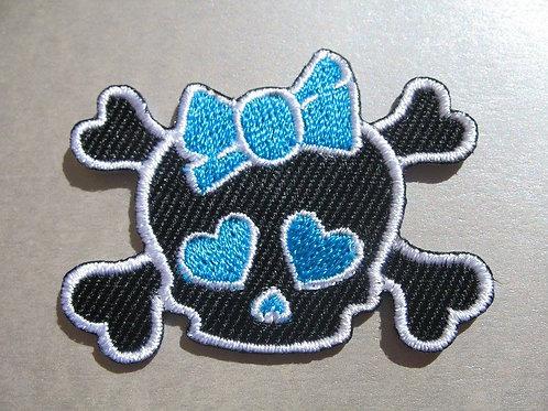 #162 Blue - Punk Rocker