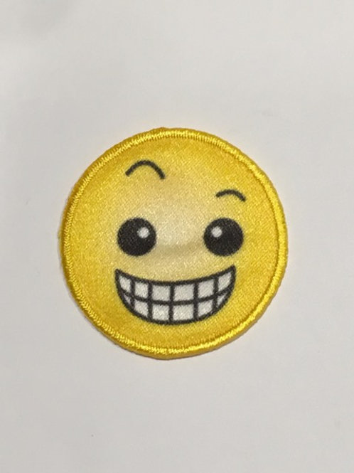 #175 Evil Grin Emoji