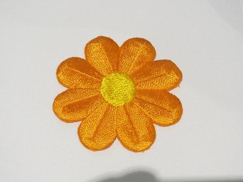 #83 Flower - Orange
