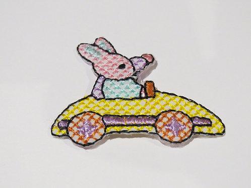 #145 Bunny Driver