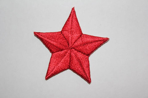#57 Star -Red