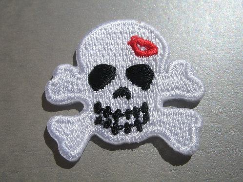 #220 Goth emo punk rocker - WHITE