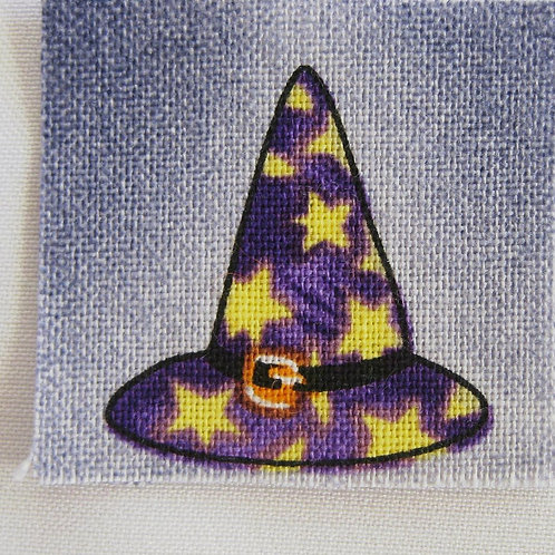 #41 Wizards Hat - Purple