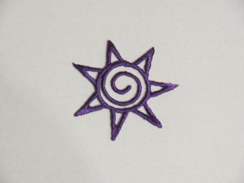 # 77 Star - Purple