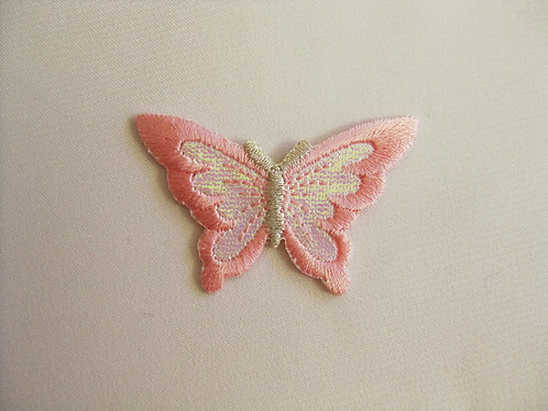 #122 Butterfly - Pink