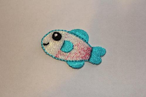 #12 Fish - Blue