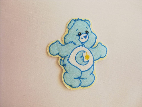 #20 Carebear - Blue with Moon
