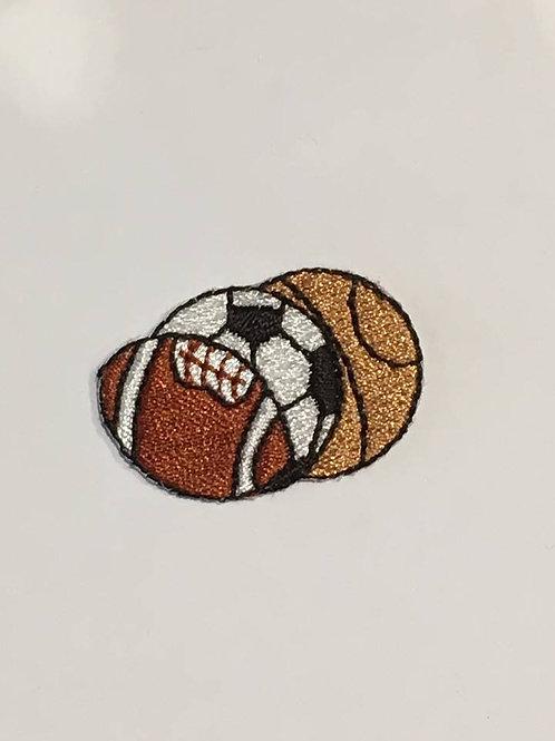 #110 Balls set of 3