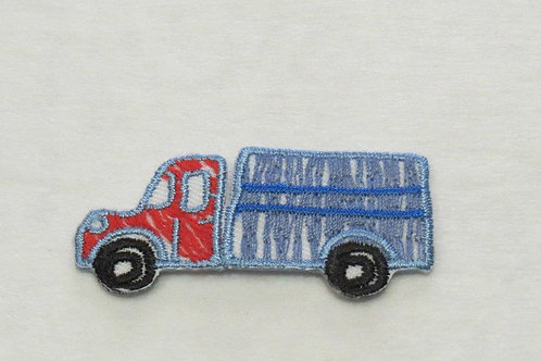 #70 Truck - Red and Blue