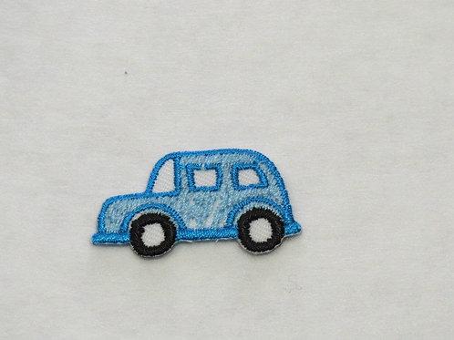 #69 Car - Blue