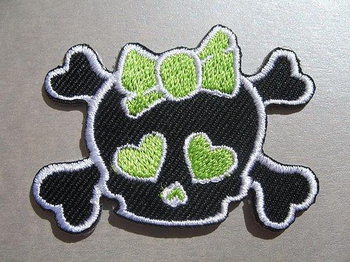 #161 Green - Punk Rocker