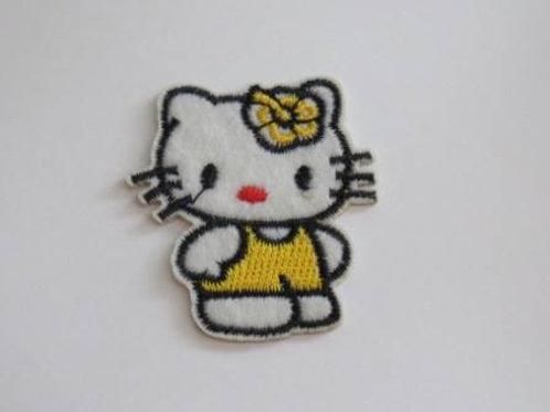 #140 Hello Kitty Yellow