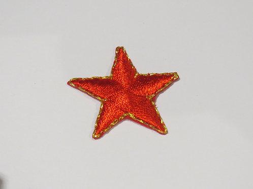 #154E Star - Small Red
