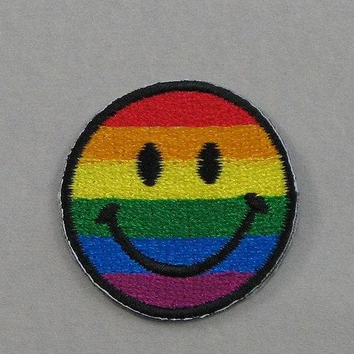 #158 Smiley Face Rainbow