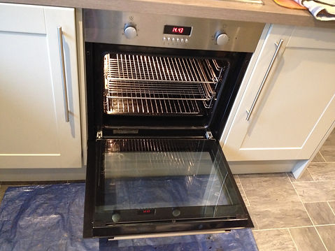 Nice Clean Oven
