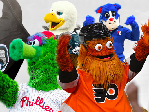 The City of Mascots