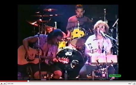 Ed with Peter Criss, Circa 1994.jpg