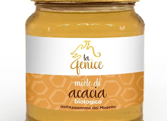 Miele di acacia bio (250g)