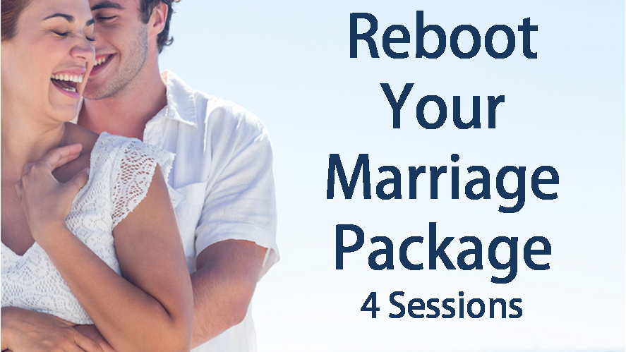 Reboot Your Marriage Package (4 sessions)