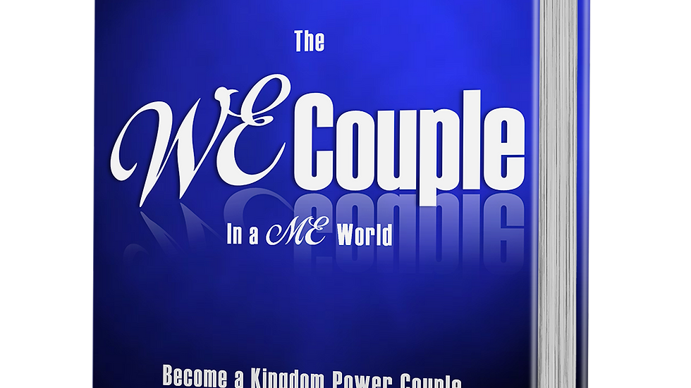 The WE Couple in a ME World (ebook)