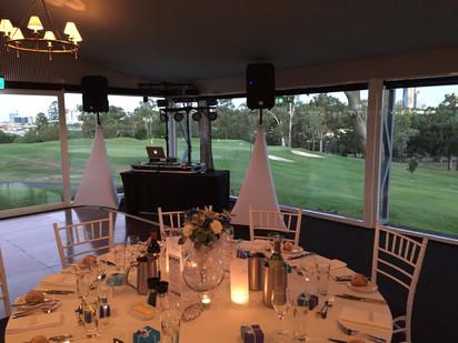 Wedding Reception - Garden Marquee
