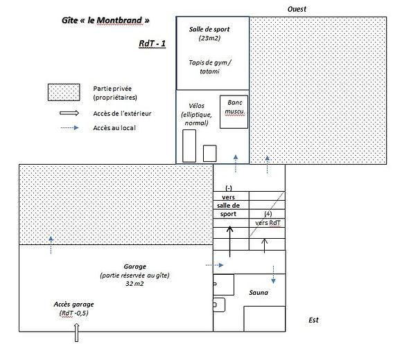 Gite Vercors Autrans - le Montbrand - Rdt -1