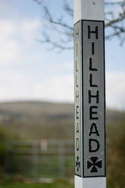Hillhead Cross Sign-1