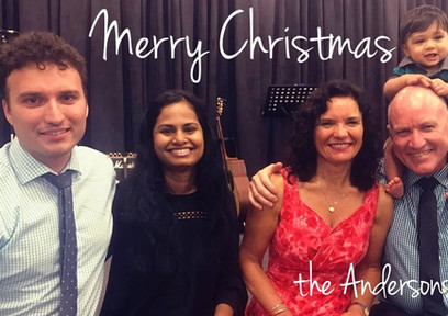 Pr Anderson & Family