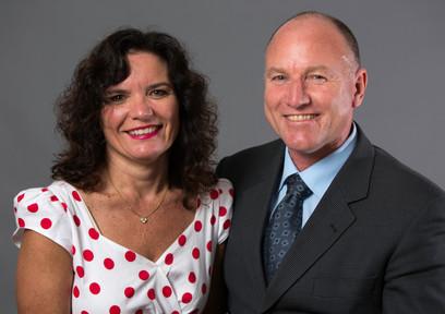 Pr Glenn & Sandra Anderson