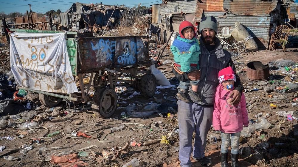 Alza de la pobreza: Argentina tiene 4,5 millones de nuevos pobres en 6 meses de gobierno de Macri