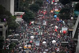 Protestas en Brasil confrontan a Bolsonaro a riesgo de rápido desgaste | La Nación
