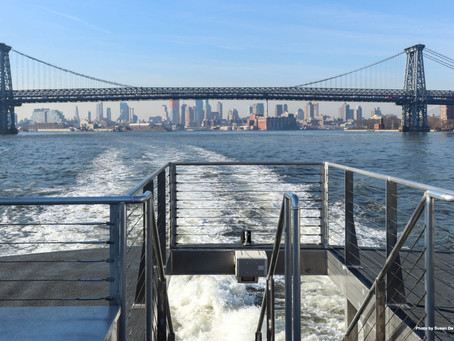 BROWNSTONER: Greenpoint Ferry Service Back Up After Weekend Snafu Over Dock Rights